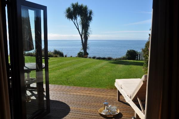 Cottage front de mer Voir