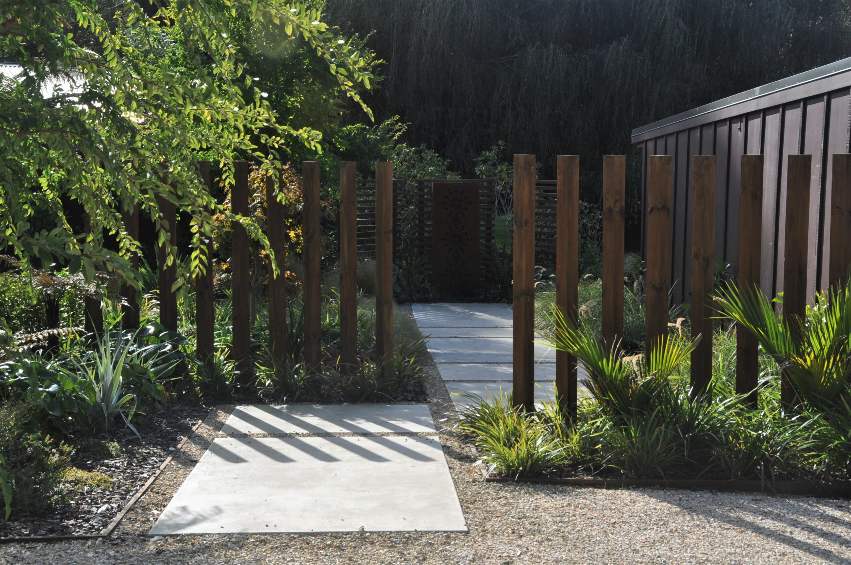Garden Entrance | Adrift in Golden Bay