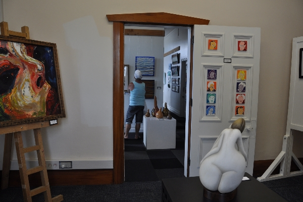 A Gallery in Golden Bay