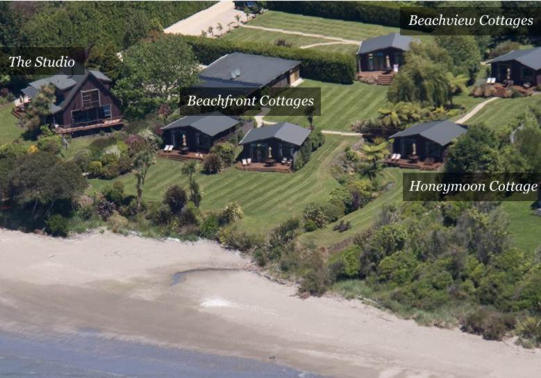 Beachfront Resort Disposition