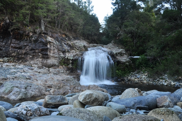 Salsbury Falls, Golden Bay