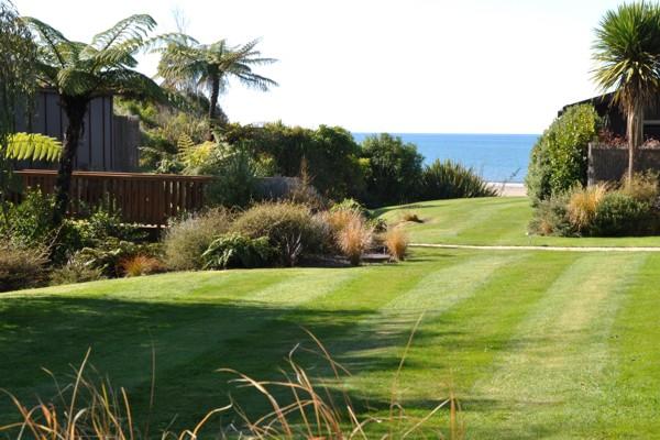 View from a Beachview Cottage | Adrift in Golden Bay